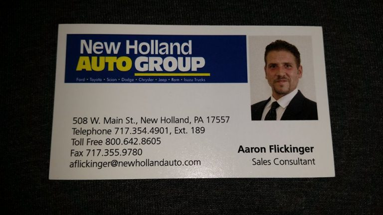 Aaron Flickinger discusses the secret sauce of outstanding customer service in car sales.