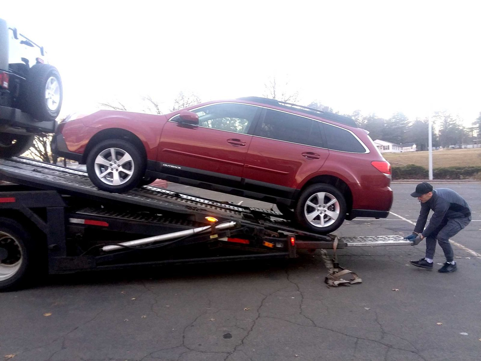 Shipping your newly purchased vehicle from elsewhere is easy with Car Pal's help.