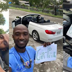 Sai Looking Spry in His 428i - Car Pal Lends a Helping Hand